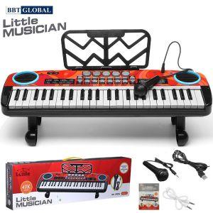 Đồ chơi âm nhạc đàn organ cho bé 49 phím 4901A