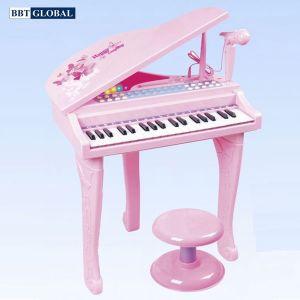 Đồ chơi đàn Piano CỠ LỚN 37 phím có ghế ngồi cho bé 9527