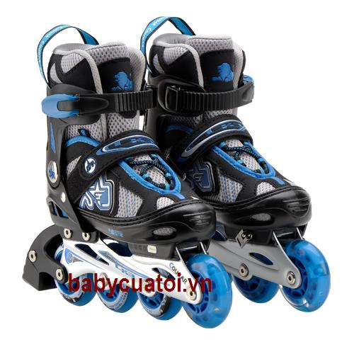 giay trượt patin 835LE-12 xanh