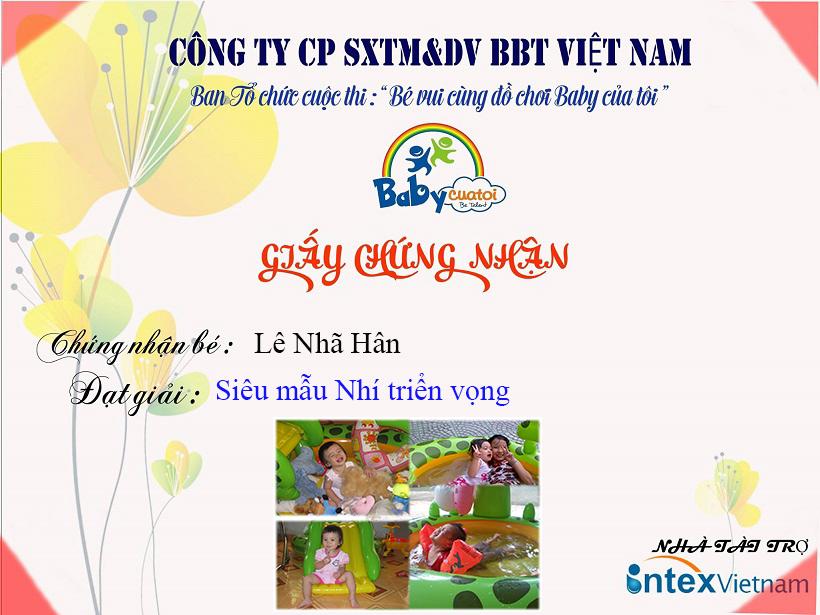 Lê Nhă Hân