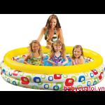 Bể bơi phao INTEX hoa tròn 1m47 - 58439