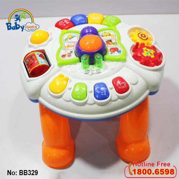 Đồ chơi đàn âm nhạc, là món đồ chơi trẻ em cho bé trai, bé gái 1 tuổi rất phù hợp