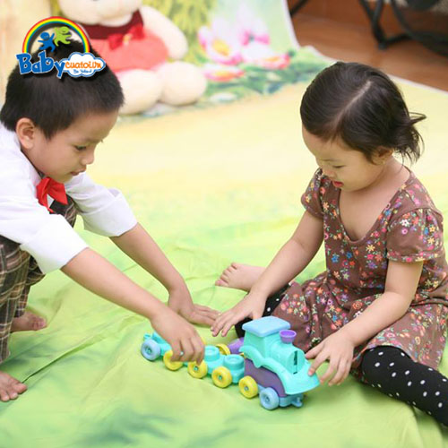 đồ chơi cho bé Phan Bảo Kiên 1