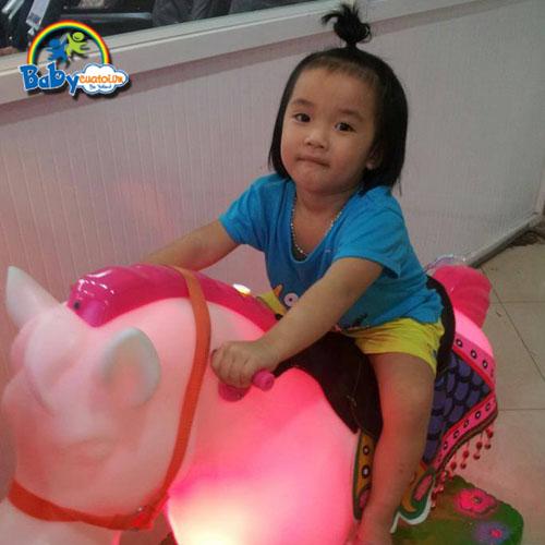 do choi cho be Dương Nguyễn Minh Châu