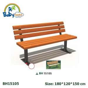 Ghế công viên sân vườn nhập khẩu BH15105