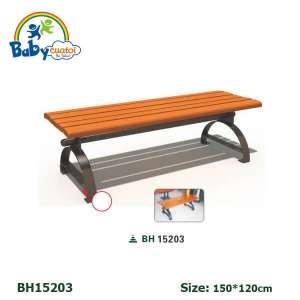 Ghế công viên nhập khẩu BH15203
