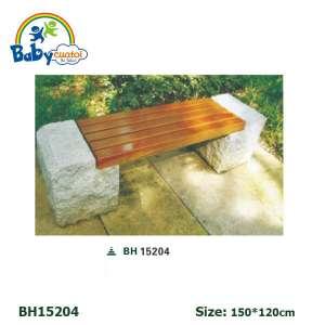 Ghế công viên sân vườn nhập khẩu BH15204