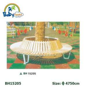 Ghế công viên tròn nhập khẩu BH15205