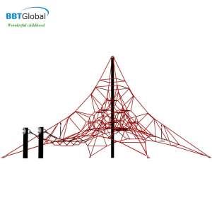 Đồ chơi trụ dây vận động thể chất BBT Global HT-J010