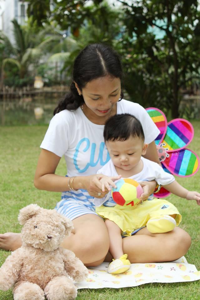 đồ chơi cho bé Huỳnh Nguyễn Bảo Nam 3