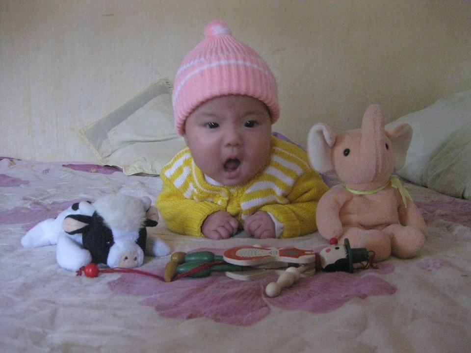 đồ chơi cho bé Nguyễn Phương Giang 1