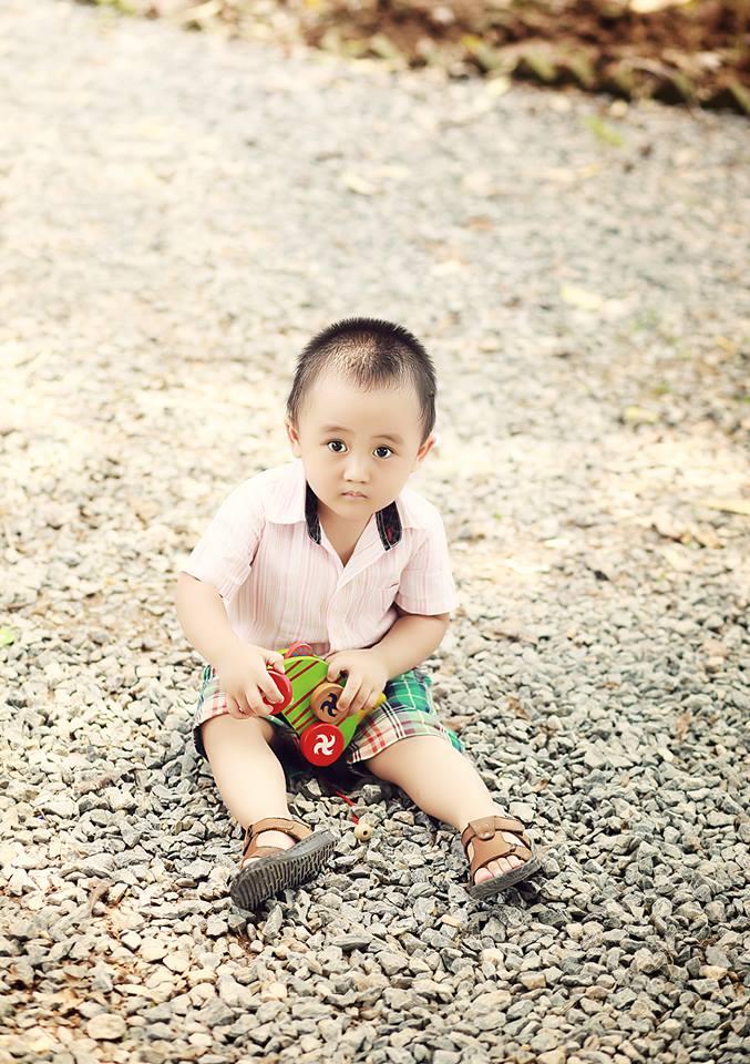 đồ chơi cho bé Trần Gia Huy