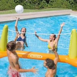 Bộ bóng chuyền bể bơi bơm hơi INETX 56508