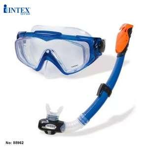Kính bơi ống thở Silicon Aqua Pro cao cấp INTEX 55962