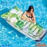 Phao bơi ly nước Soda Chanh khổng lồ INTEX 58778