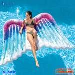 Phao bơi đôi cánh thiên thần sắc màu khổng lồ INTEX 58786