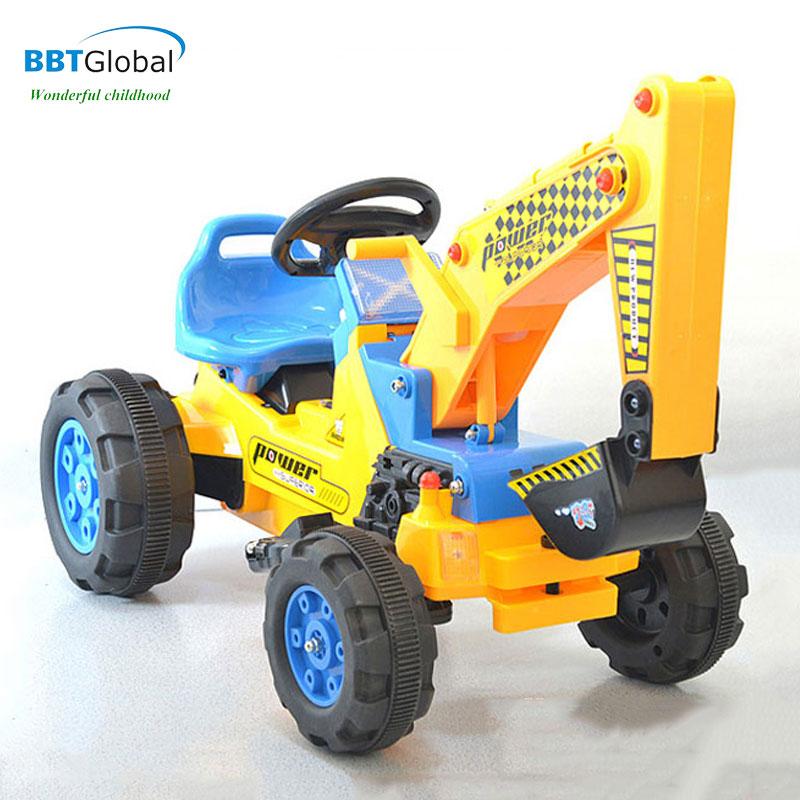 Xe ô tô điện cần cẩu BBT-919