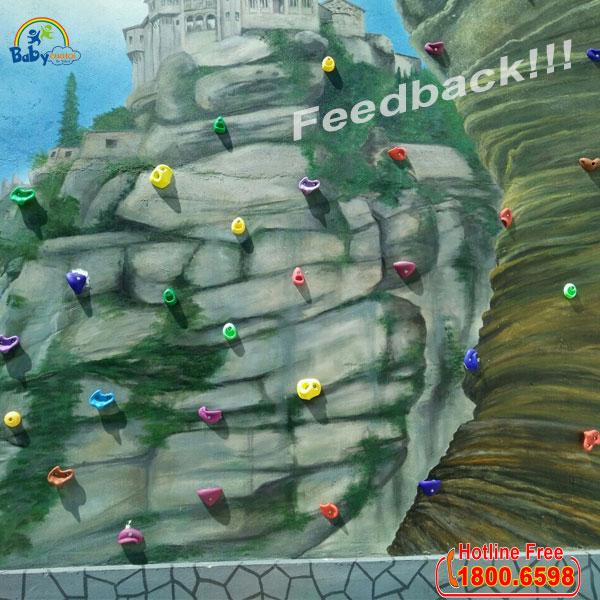 Bộ 32 mấu leo núi bắn tường loại 1 lỗ ZK056-2