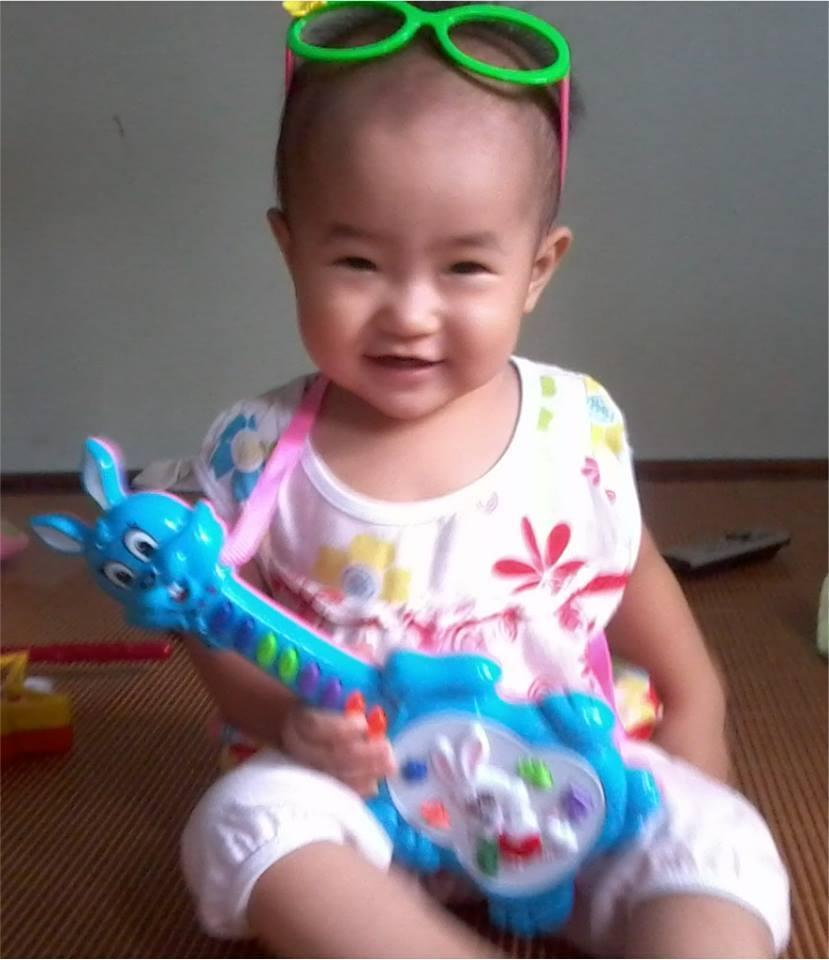 đồ chơi cho bé Nguyễn Hà Linh