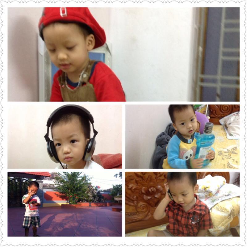 đồ chơi cho bé Phạm Khôi Nguyên