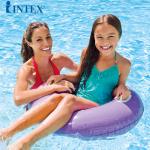 Phao bơi tròn 76cm có tay cầm INTEX 59258