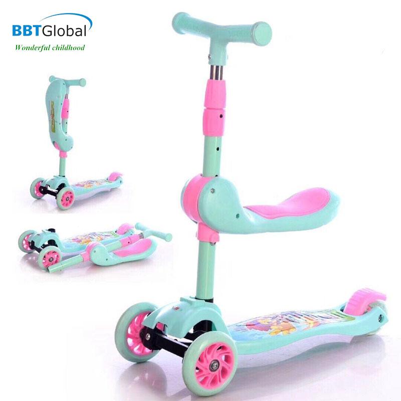 Xe trượt Scooter BBT Global 2 trong 1 SK1301-1