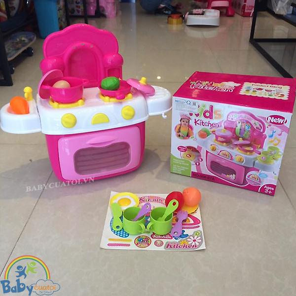 Bộ đồ chơi nấu bếp cho bé gái 008-87A
