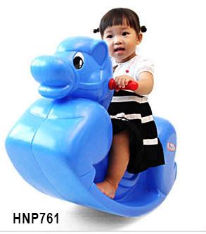 Bập bênh cho bé ngựa xanh nhập khẩu Hàn Quốc HN761