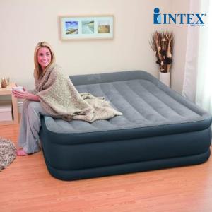 Giường hơi INTEX cao cấp tự phồng 67738