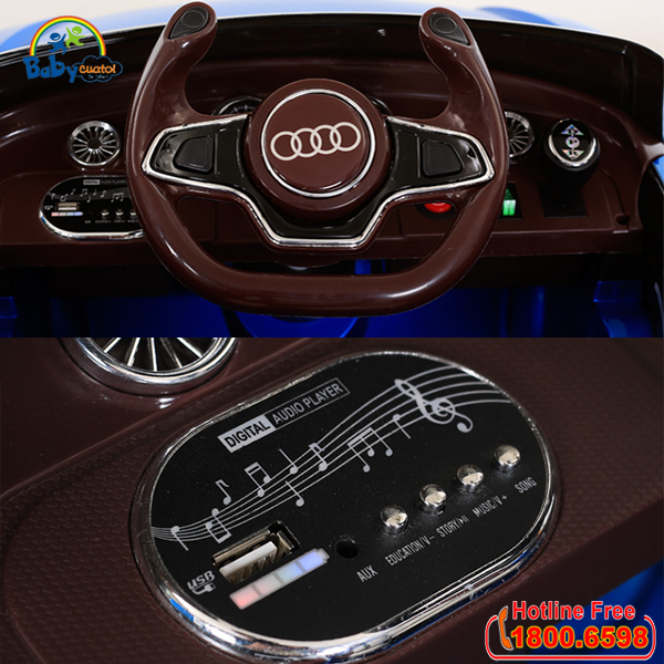 o to dien tre em Audi TTS mau do man BBT-9999-2