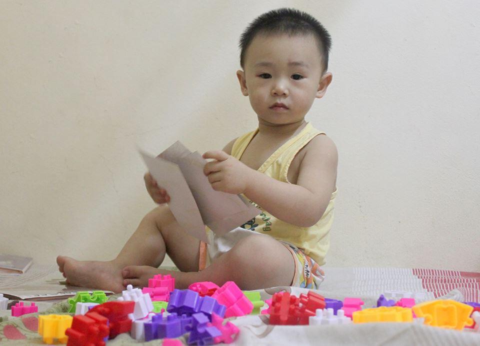 đồ chơi cho bé Nguyễn Mạnh Hải 1