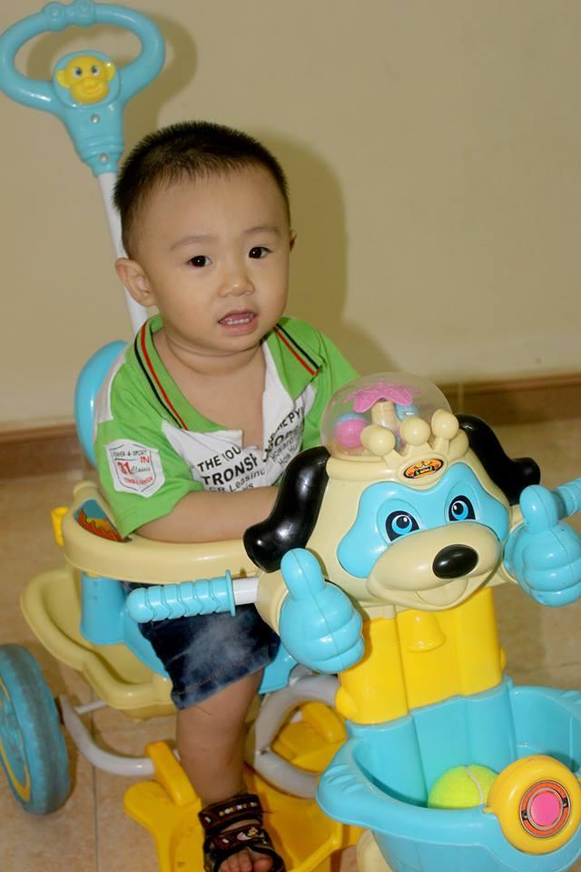 đồ chơi cho bé Nguyễn Mạnh Hải