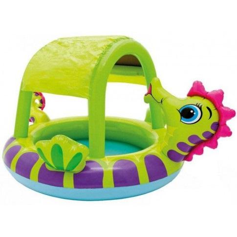 Bể bơi phao cá ngựa intex 57110