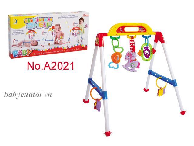 Kệ chữ A - Bí quyết chọn đồ chơi trẻ em phù hợp với sự phát triển của trẻ