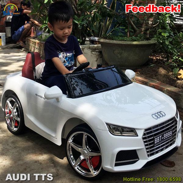 Xe ô tô điện trẻ em Audi TTS BBT-9999