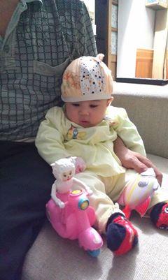 đồ chơi cho bé Phan Ngọc Phương Linh 1