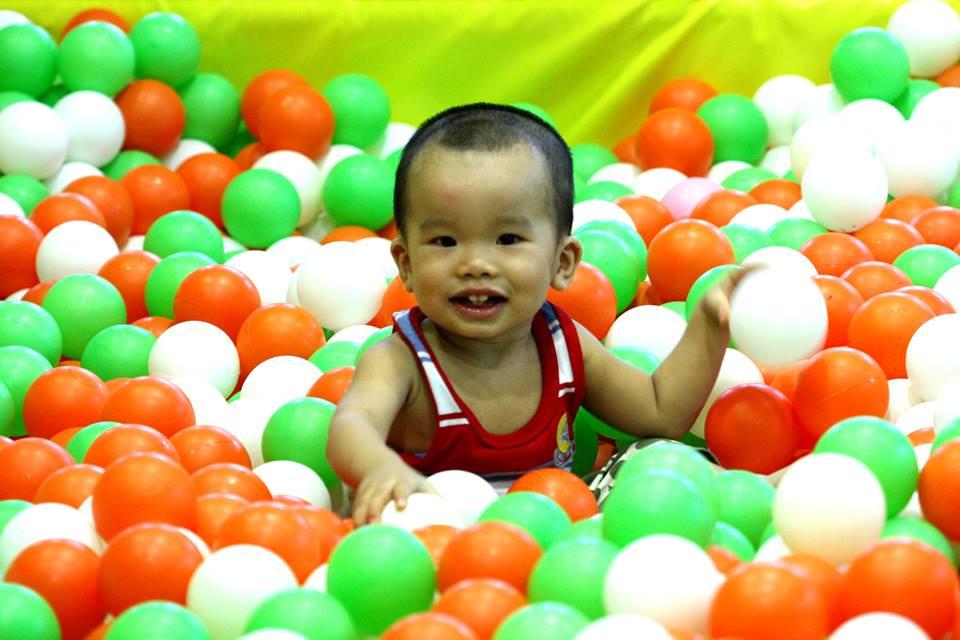 đồ chơi cho bé Ngô Minh Đức 3