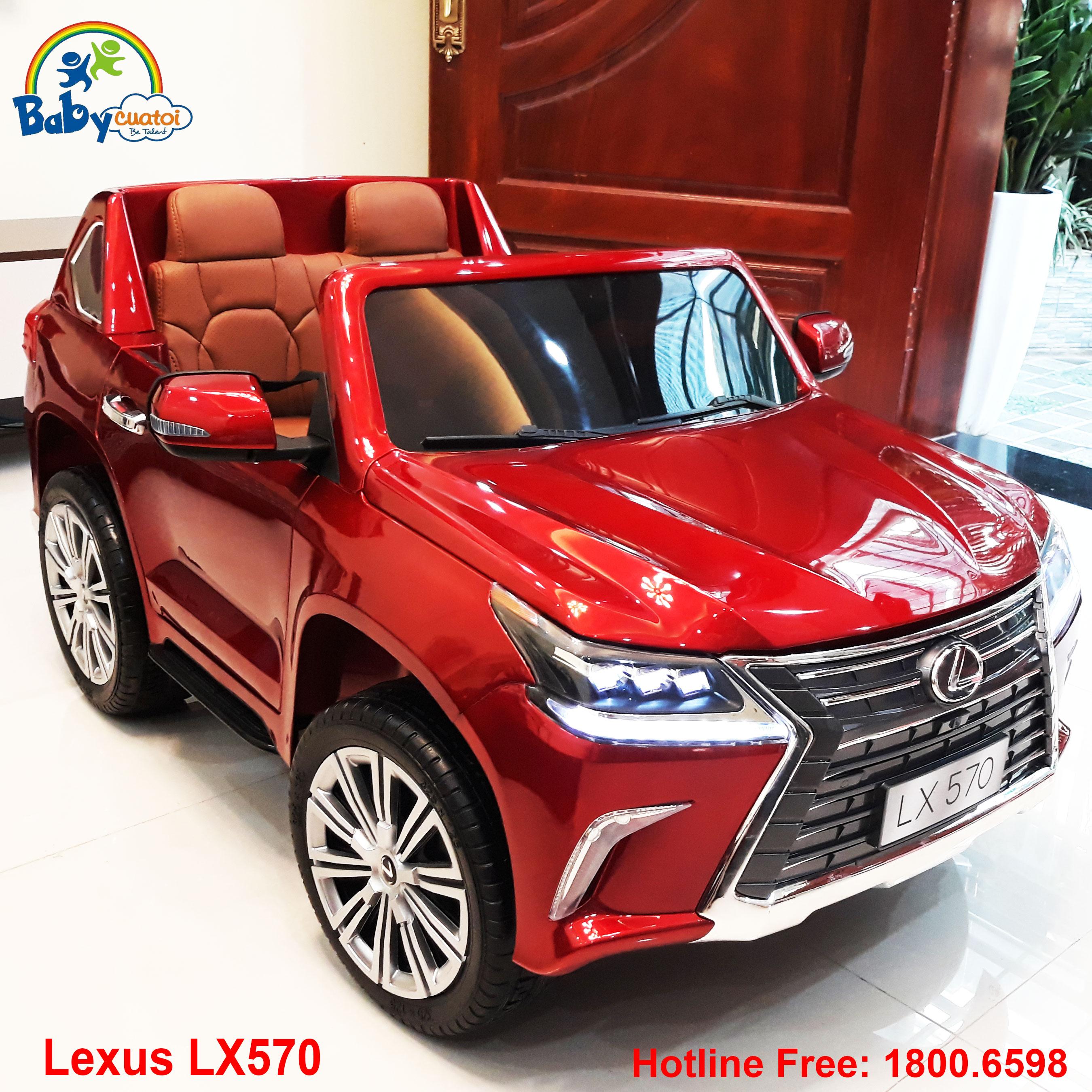 Ô-tô-điện-trẻ-em-LEXUS-bản-quyền-sơn-do-cao-cấp-LX570-6