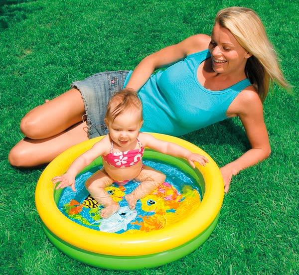 Bể bơi phao mini INTEX 59409