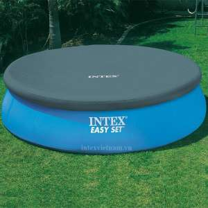 Tấm phủ bể bơi phao 3m96 INTEX 28026