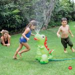 Đồ chơi bơm hơi khủng long phun mưa vui nhộn Intex 56598