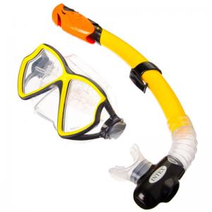 Kính bơi ống thở chuyên nghiệp PRO INTEX 55960