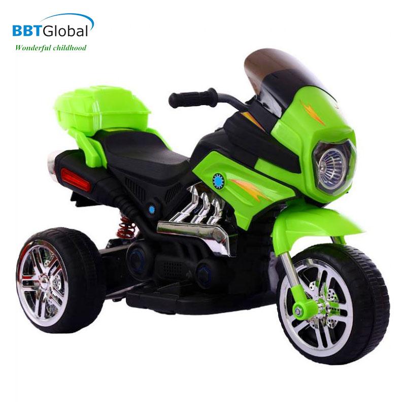 Xe máy điện trẻ em địa hình BBT-300