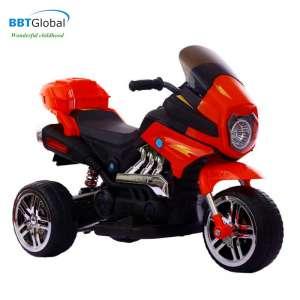 Xe máy điện trẻ em địa hình màu đỏ BBT-300D