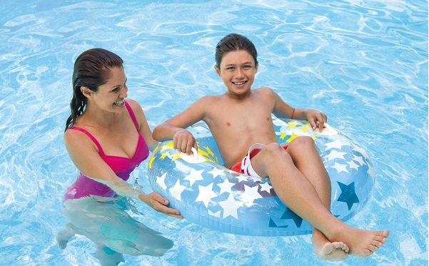 Phao bơi tròn 91cm INTEX 59256