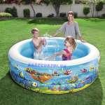 Bể bơi phao tròn đại dương 1m96 Bestway 51122