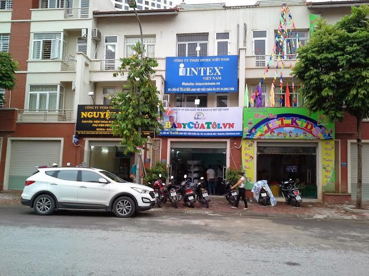 Địa chỉ cửa hàng đồ chơi trẻ em Babycuatoi.vn tại Hà Nội