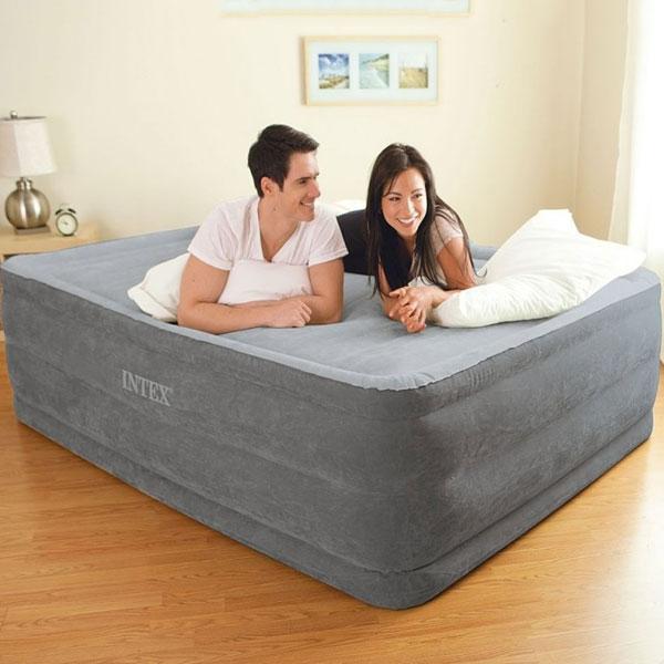 Giường hơi tự phồng công nghệ mới INTEX 64418