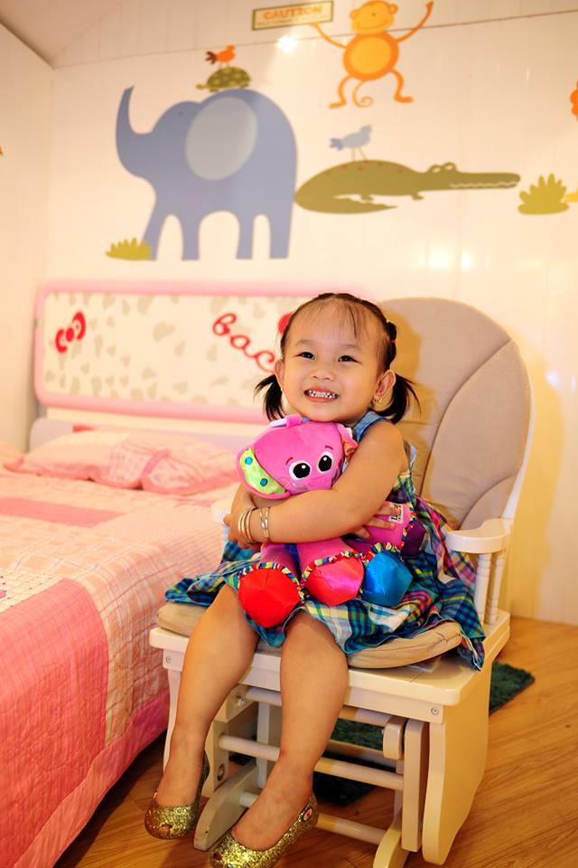 đồ chơi cho bé Nguyễn Bảo Châu 3