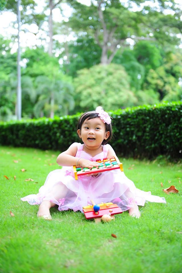 đồ chơi cho bé Nguyễn Bảo Châu 4